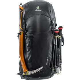 Deuter Trail Pro 36 Plecak, black-graphite
